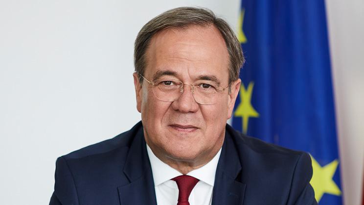 Armin Laschet Mdl Ministerprasident Von Nordrhein Westfalen